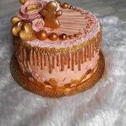 Torta Drip torticka