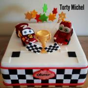 Torty Torty autíčka, vláčiky
