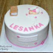 Torta Tortička ku krstu pre Lesanku