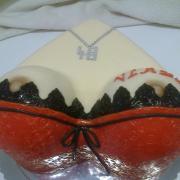 Torta Torta prsia.