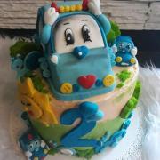 Torta Autickova