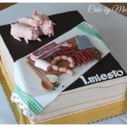 Torta Fašiangová zabíjačka