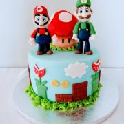 Torta Super Mário Bros