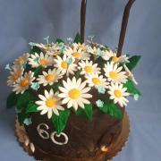 Torta Na želanie k 60