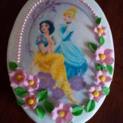 Torta S jedlym obrazkom