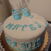 Torta Krstinova torta