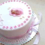 Torta Vitaj Barborka