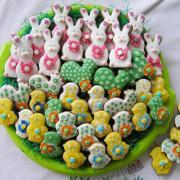 Torta Veľkonočné medovníčky