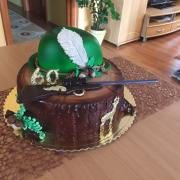 Torta pre poľovnika