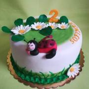 Torta K 1. rôčku pre Sofinku