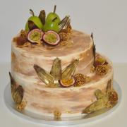 Torta Atypická narodeninová tortička