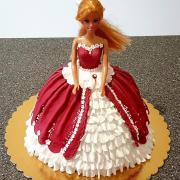 Torta bábika