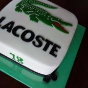 Torta Narodeninová Lacoste
