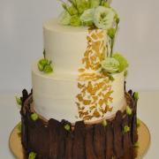 Torta Krémová narodeninová tortička