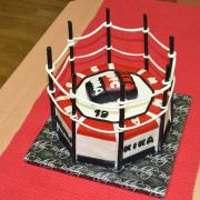 Torta MMA-UFC torta