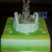 Torta darovacia chovateľom králikov
