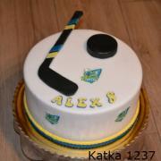 Torta pre malého hokejistu