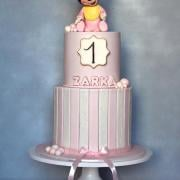 Torta Minnie mouse baby 3