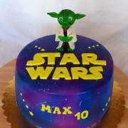 Torta Star wars + Yoda