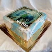 Torta Tortička s fotografiou...
