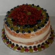Torta ovocníčková