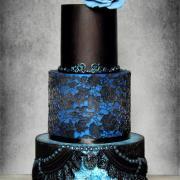 Torta Gotická svadobná torta