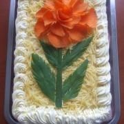 Torta slaná meninová pre moje ,,Janky,,