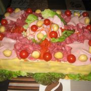 Torta Slaná torta