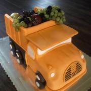 Torta Tatra plná zdravia