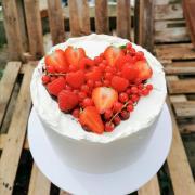 Torta na vyročie <3