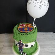 Torta Barcelonská