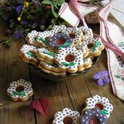 Torta Maslové kvietky