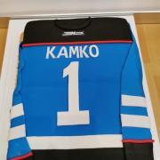 Torta Pre popradského hokejového maskota Kamka