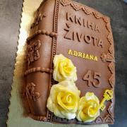 Torta Kniha...