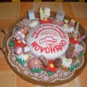 Torta RÚBANISKOVÁ VESELICA