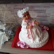 Torta Tortička ku krstinám