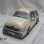 Torta auto