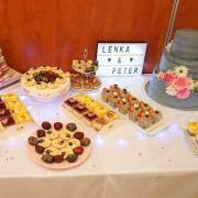 Torta Candy bar