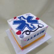 Torta záchranárska