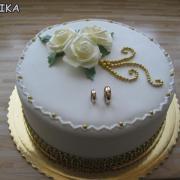 Torta Zo zlatym