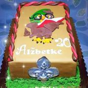 Torta Skaut