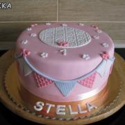 Torta Na 1. rocik