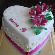 Torta meninovo-narodeninová 2