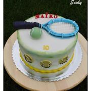 Torta Tenisová