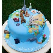 Torta Cestovatelská