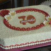 Torta mamke -- 70  --