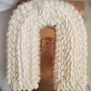 Torta Penová podkova...