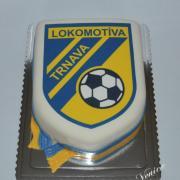 Torta Lokomotíva Trnava