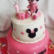 Torta S myškou Minnie...