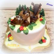 Torta Bambi